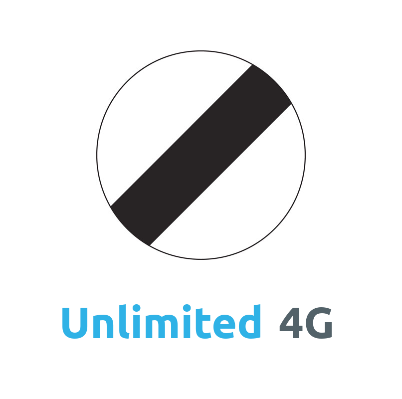 Unlimited 4G Broadband